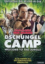 DSCHUNGELCAMP - WELCOME TO THE JUNGLE / DVD