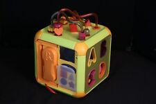 B. Toys Times Square Activity Cube Baby Toy