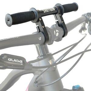 Shotgun Child Bike Cycle Seat Handlebars