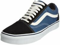 Vans Old Skool(tm) Core Classics, Navy, Men's 7.5, Women's 9 Medium