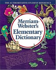 Merriam Webster 75 Merriam-websters elementary dictionary, laminated hardcover
