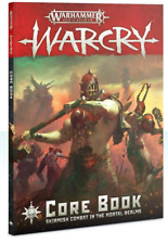 WARHAMMER AGE OF SIGMAR WARCRY CORE BOOK  NEW