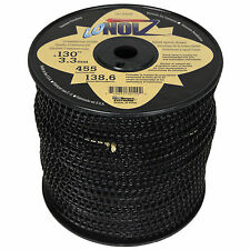 "LoNoiz LN130MSP .130"" x 455 Feet Commercial Grass Weed String Trimmer Edger Line"