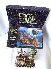 SPOOKY HOLLOW Halloween Village