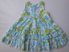Jelly Beans baby girl floral dress w ruffles size 2