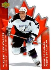 2007-08 McDonalds Upper Deck Pride Of Canada #PC4 Vincent Lecavalier