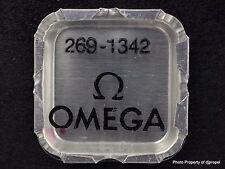 Vintage ORIGINAL OMEGA Cap Jewel  #1342 for Omega Cal 269!