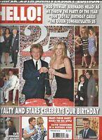 Hello Magazine Rod Stewart Kate Middleton Nell McAndrew Cannes Film Festival