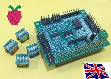 Rs-pi I2c 16ch Pmw Servo & 23017 16 GPIO Tablero C / Led Kit Para Raspberry Pi B + B2