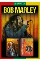 Bob Marley & The Wailers - Catch A Fire + Uprising Live! Nuovo DVD