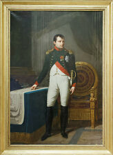 """perfect 24x36 oil painting handpainted on canvas """"Napoleon""""@NO8441"""