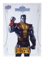 2016 Upper Deck Marvel Gems Colossus Exquisite Base Card #6 X-Men 98/199