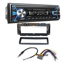 POWER ACOUSTIK CAR STEREO RADIO DASH INSTALL KIT FOR DODGE 2002 - 2005 RAM 1500