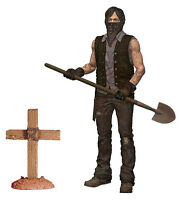 The Walking Dead TV Version Actionfigur Serie 9 Grave Digger Daryl Dixon 15cm