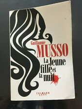 La jeune fille et la nuit Guillaume Musso