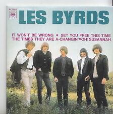 LES BYRDS  CD  REPLIQUE EP