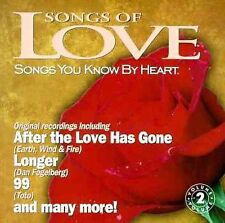 Songs You Know By Heart: Songs of Love (CD)