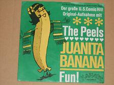 """The Peel JUANITA BANANA - 7"""" 45"""