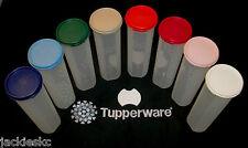 Tupperware CHOICE Modular Mates Round 5 Spaghetti Pasta Popcorn Rice Dispenser