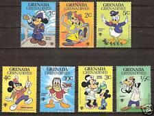 GRENADA # 350-6 MNH INTERNATIONAL YEAR OF THE CHILD