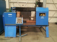 ARC SPECIALTIES 3 AXIS WELDING LATHE/MANIPULATOR/PIPE BANDER
