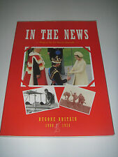 In The News Bygone Britain 1900 to 1970 newspaper articles clippings British.