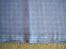 10% Off Weeks Dye Works Gingham Hand-dyed Linen - Peoria Purple