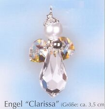 """Weihnachts Bastel-Set aus Perlen - Engel """"Clarissa"""" 3,5 cm"""