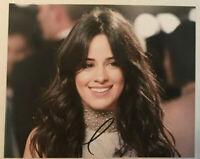 Camila Cabello Hand Signed Autographed 8x10 Photo w/ Hologram COA SEXY RARE!