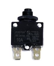 KUOYUH 10A 88 Series Circuit Breaker 125/250VAC 50/60Hz (1pc)