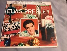 """Elvis Presley EP, """"Elvis Sings Christmas Songs"""", EPA-4108 RARE W/PS FREE SHIP"""
