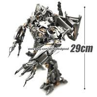 Transformers Decepticon Megatron mpm08 KO E3490 11in Action Figure Collect Toys