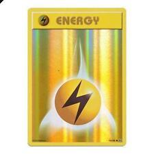 Lightning Evolutions Common Pokémon Individual Cards