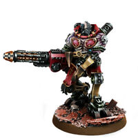 Mechanic Adept Kataton Battle Servitor Sergeant Gravi-Cannon Wargame Exclusive