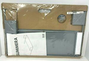 IKEA Summera 500.866.90 Grey Metal Keyboard Tray Pull-out Shelf Drawer Sealed
