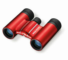 NIKON Binoculars ACULON T01 10x21 red ** NEW **