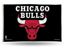 "Chicago Bulls NBA Banner Flag   3' x 5'  (36"" x 60"") ~ NEW"