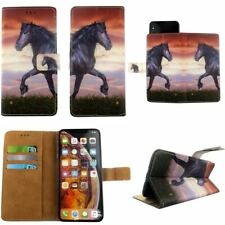 Slim Leather Protective Wallet Book Case Cover For STK Ace Plus - L