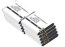 New 10x LI-50B LI50B D-LI92 NP-150 Battery for SH-25MR D-755 SP-720UZ SZ-20 Cam
