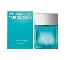 MICHAEL KORS Turquoise 1.0 oz EDP eau de parfum Women's Spray Perfume 30 ml NIB