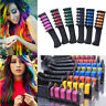 Colorful Hair Chalk Temporary Coloring DIY Non Toxic Comb  Dye Salon Party Tool