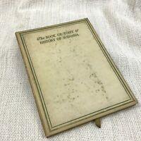 1929 Antico Edizione Limitata Libro Di Tobit E Storia Di Susanna Illustrato