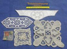 Convolute 6/Antique Textiles for The Doll's House Handmade Um 1900