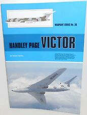 Warpaint Series No.36 - Handley Page Victor          48 Pages         Book