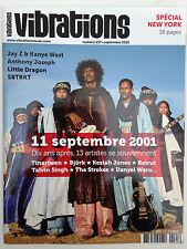 VIBRATIONS N°137 2011 TINARIWEN