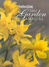 BOOK - SOUTHERN LIVING:  2002 ANNUAL GARDEN - OXMOOR HOUSE
