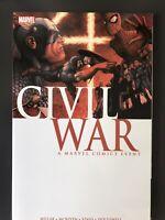 Civil War - A Marvel Comics Event - 2015 TPB Main Story 50%off 🔥🔥