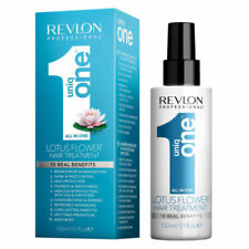 REVLON Uniq One All In One Hair Treatment 150 ml.  LOTUS FLOWER Hair Treatment