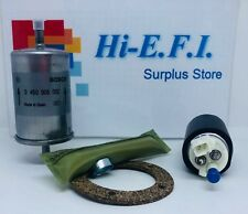 FREE BOSCH FUEL FILTER WITH HOLDEN STATESMAN VQ, VR & VS FUEL PUMP x1 0450905002