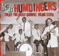 R&B Humdingers Volume 11 - Various Artists (NEW CD)